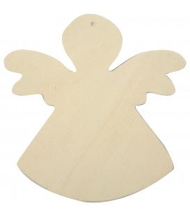 Anjel z dreva 6ks