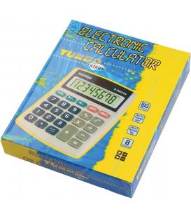 Kalkulačka stolová, 8-miestny displej