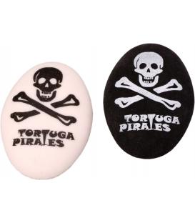 Guma motív Piráti