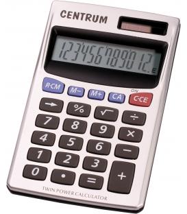 Kalkulačka stolová s krytom, 12-miestny displej