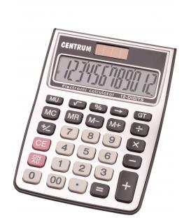 Kalkulačka stolová, 12-miestny displej