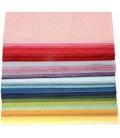 Papier hodvábny A4 rôzne farby, 120ks