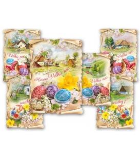 Veľkonočná pohľadnica, kolekcia 97
