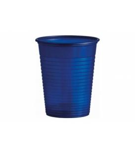 Pohár plastový modrý 180 ml balenie 10 ks
