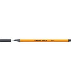 Liner STABILO point 88/97 čiernosivý 0,4 mm