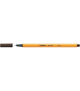 Liner STABILO point 88/65 UMBRA 0,4 mm
