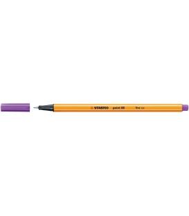 Liner STABILO point 88/59 svetlý orgovánový 0,4 mm