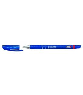 588/2-41 pero guličkové Stabilo EXAM GRADE modré