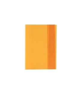 Obal na zošit A5 oranžový 150 µm