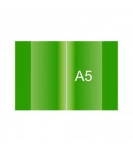 Obal na zošit A5 zelený 150 µm