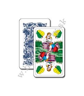 Hracie karty sedma mini