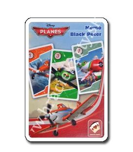 Hracie karty Čierny Peter - Lietadlá