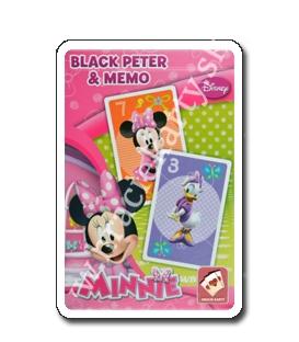 Hracie karty Čierny Peter - Minnie Mouse