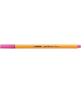 88/056 Liner neónovo rúžový 0,4 mm Stabilo point