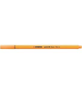 88/054 Liner neónovo oranžový 0,4 mm Stabilo point