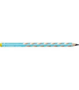 321/02-HB-6 ceruzka Stabilo EASY GRAPH pre ľavákov HB modrá