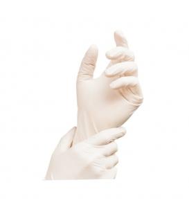 Latexové rukavice nepudrované 100 ks veľkosť S