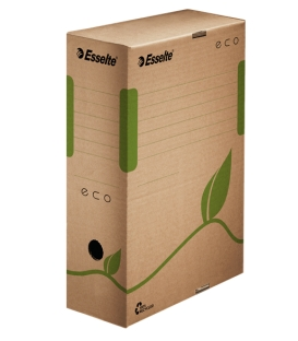 Archívna krabica ECO 100 mm hnedá 623917