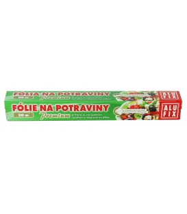 Fólia na potraviny 20m s pílkou v krabičke