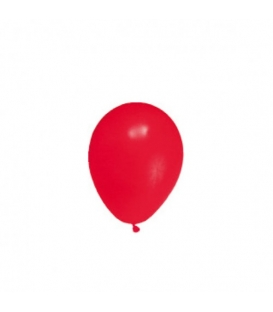 Červené  balóny M 100 kusov