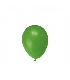 Zelené  balóny M 100 kusov