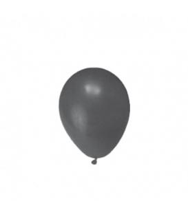 Čierne  balóny M 100 kusov