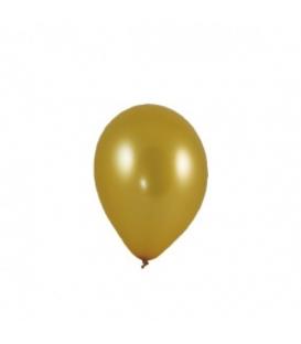 Zlaté balóny M 100 kusov