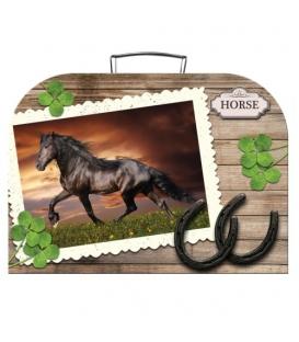 Kufrík detský - motív Kôň