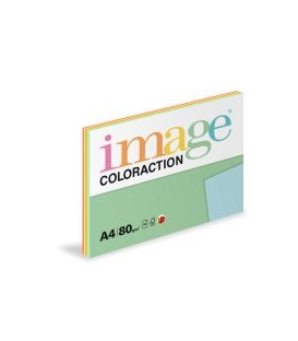 Kopírovací papier A4 Coloration -  mix neónových farieb 5x20 hárkov