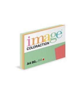 Kopírovací papier A4 Coloration -  mix top farieb 10x25 hárkov