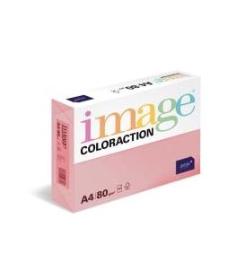 Kopírovací papier A4 Coloration -  pastelová coral ružová PI25