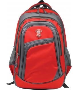 Batoh pre teenagerov, červený