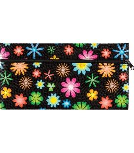 Peračník - púzdro s motívom kvetinky