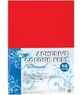 Dekoračný filc 10-farebný A4, hrúbka 2mm