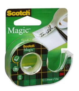 Lep. páska 3M Scotch 8-1975 Magic  19 mm x 7,5 m