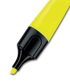 Zvýrazňovače po jednotlivých farbách