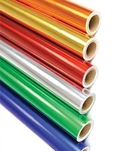 Baliace papiere jednofarebné