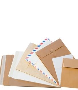 Poštové obálky