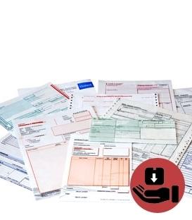 Príjmové pokladničné doklady