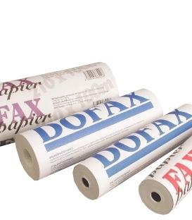 Faxový papier