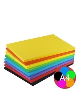 Kopírovací papier A4 farebný