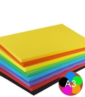 Kopírovací papier A3 farebný