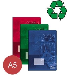 Zošity z recyklovaného papiera A5