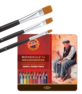 Akvarelové farby