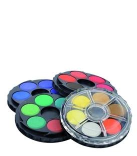 Vodové farby