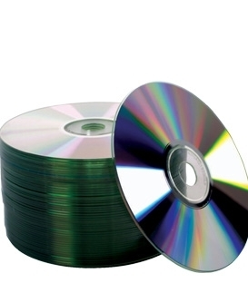 Médiá CD, DVD a BD