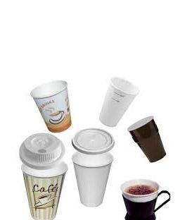 Jednorazový riad - poháre