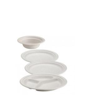Jednorazový riad - misky a taniere