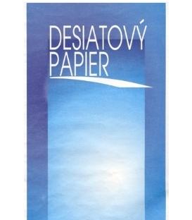 Desiatový papier